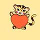 Tiger Welt Logo